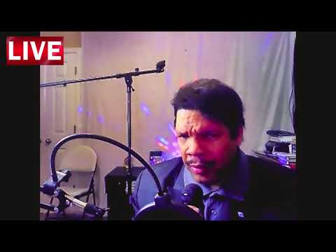 live Singing Elvis Gospel Cover Anthony Flake