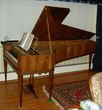 Streicher Fortepiano 1815 Replica
