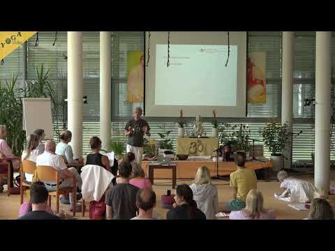 Chakras - Sieben Lebensfragen - Jean-Pierre Crittin - Ayurveda Kongress 2019