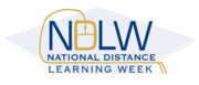 National Distance Learning Week 2019