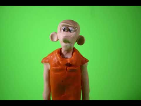 Aardman-style Clay animation (stop motion)