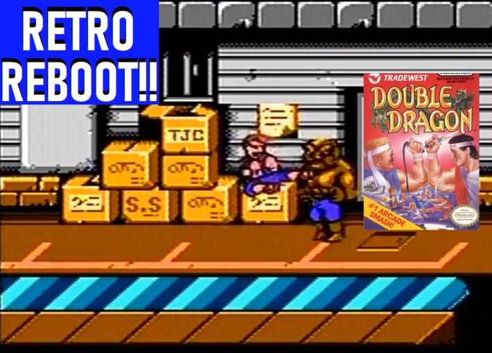 Retro Reboot Double Dragon Nes Game Fix