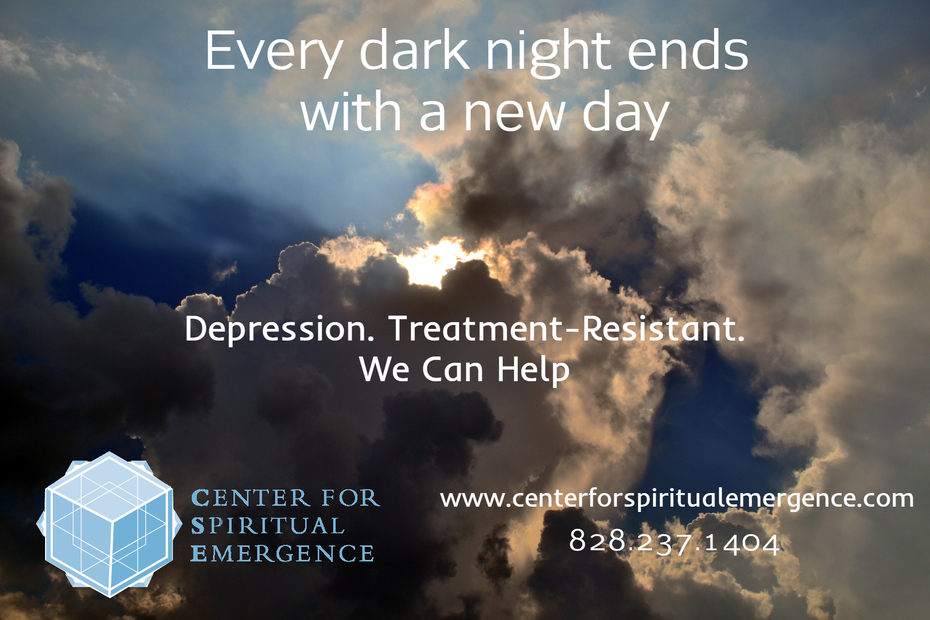 Center for Spiritual Emergence Treatment-Resistant Depression program
