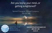 Center for Spiritual Emergence flyers