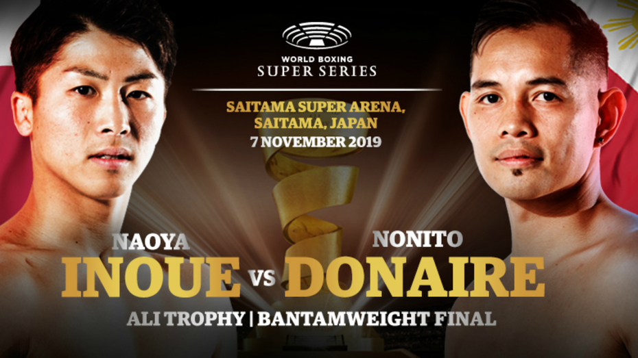 #[AIR]# inoue-donaire​ fight Live