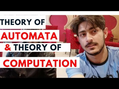 Introduction to Theory of Automata and computation formal computer science lectures TOA Hindi Urdu