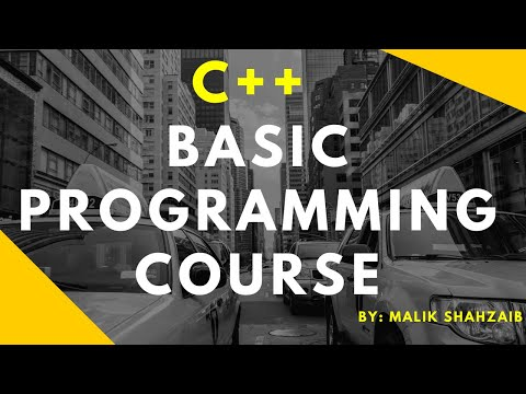 introduction to programming in urdu | dev c++ in urdu hindi tutorials | c++ programming lectures
