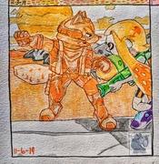 Huevember drawings