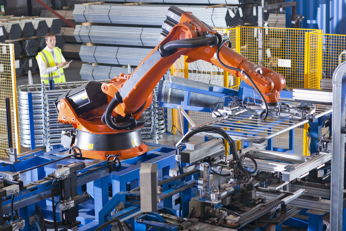 Industrial automation and the launch of Industry 4.0