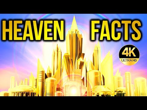 10 Thrilling Facts About HEAVEN That May SURPISE You! [4K]