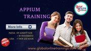 Appium Training | Mobile Automation Appium online Training - GOT