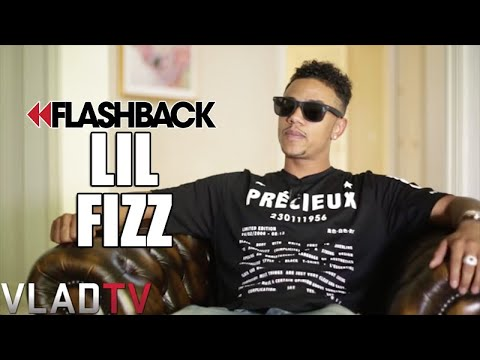 Lil Fizz on Being Close to Omarion: That's My Boy (Flashback)