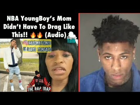 OMG : NBA Youngboy's MOTHER has a No Limit/Cash Money Demo Tape that just surfaced LISTEN TO THIS