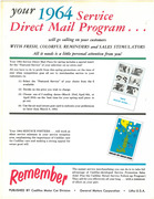 1964 direct mail ad