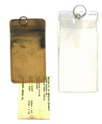 1964 owner ID pouch and facsimile