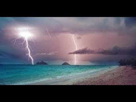 Lemurian Storm - ASMR Healing, Lucid Dreams & Pineal Gland Activation
