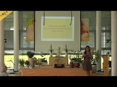 Ayurveda und Schamanismus Vortrag - Julia Lang - Ayurveda Kongress 2019