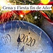 YA SOMOS 51 - CENA DE GALA Y FIESTA DE FIN DE AÑO. ULTIMAS PLAZAS