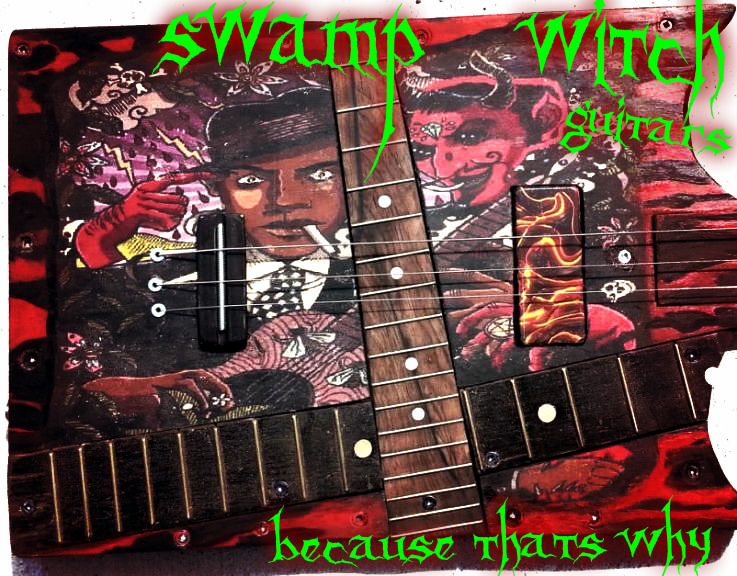 Swamp cuz