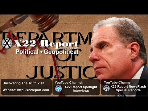 Report Will Be Damning, Criminal Referrals Coming, Hammer Is The Key To The Coup - Episode 2018b