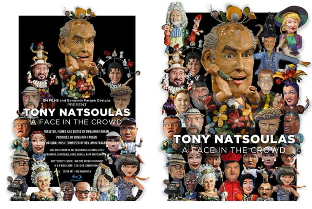 Tony Natsoulas - A face in the crowd (trailer)