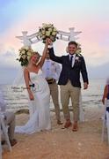 Cinnamon Beach Wedding