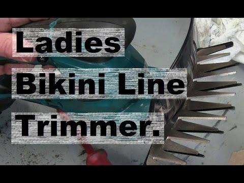 Makita Bikini Line Electric Razor