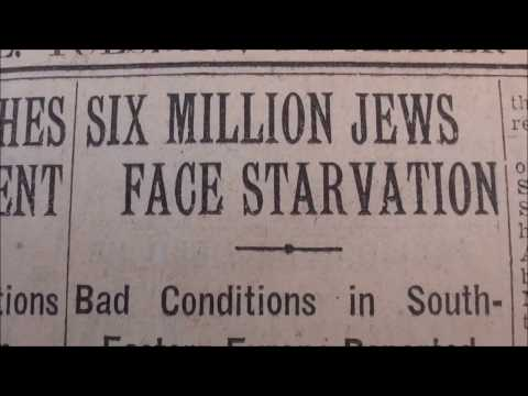 Six Million Jews 1915 1938 HD