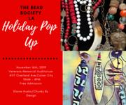 The Bead Society Holiday Pop Up