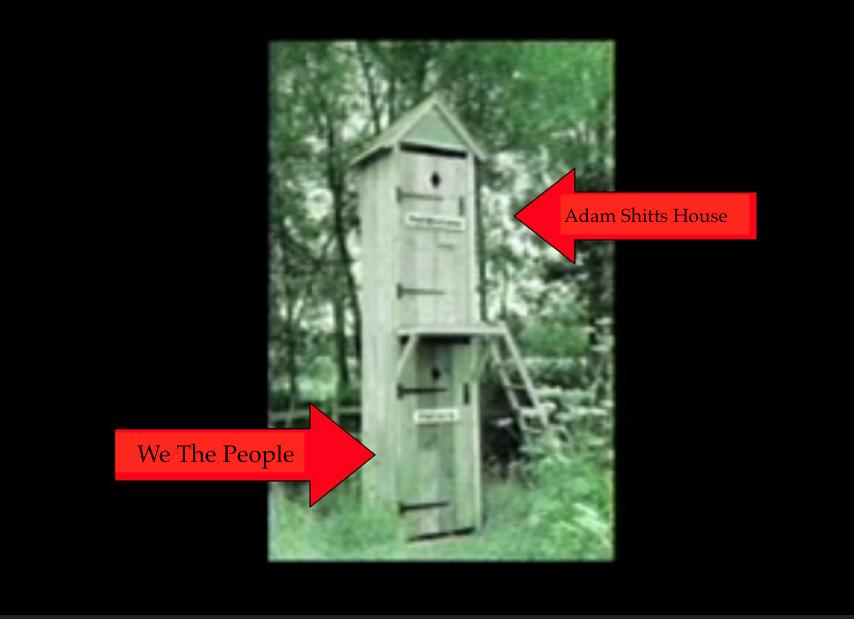 Adam Shitts House
