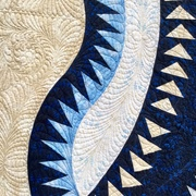 Kismet - opportunity quilt quilting