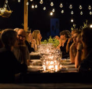 Pasero Winter Supperclub - Alpine dining in a ski lodge setting. All proceeds to go Help Bibi Beat Cancer.