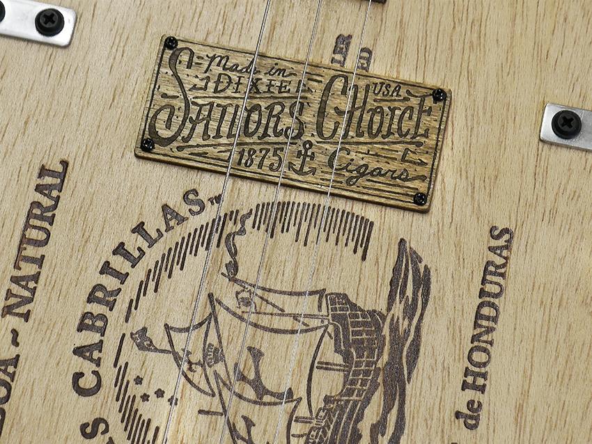 Cigar Box Guitar Pickups For Sale