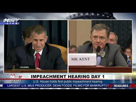 BIDEN UKRAINE CONTROVERSY: Details On Hunter and Joe Biden in Ukraine - Impeachment Hearing