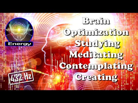 """Synapses"" Brain Optimization (Studying, Meditating, Contemplating, Creating)"