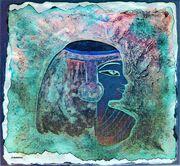 Egyptienne  ( composition numérique )