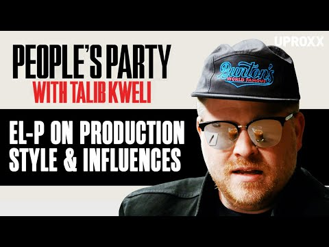 EL-P On His Production Style And The Influences That Connect Run The Jewels | People's Party Clip