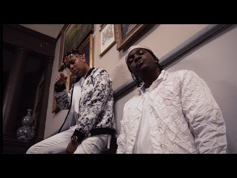 YBN Cordae - Nightmares Are Real (feat. Pusha T) [Official Video]