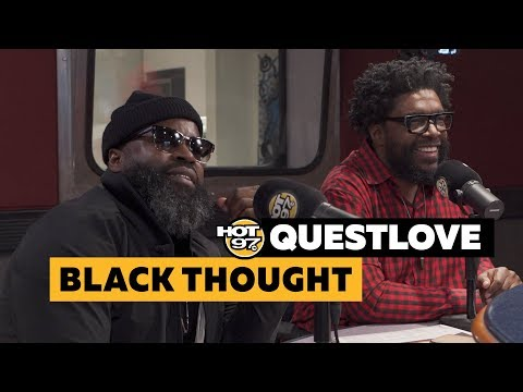 Black Thought & Questlove On Jay-Z's Biggest Singles, The Roots' Legacy & Share A Rare Prince Story