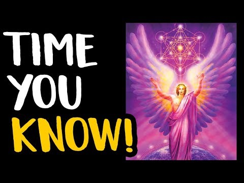 5 Things You Definitely Need to Know About Archangel Metatron