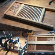 Washboard Guitar