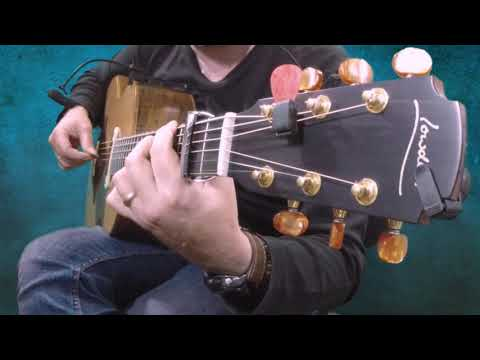 Faire Haired Mary - Irish Guitar - DADGAD Fingerstyle