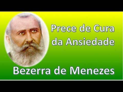 Prece de Cura da Ansiedade Bezerra de Menezes