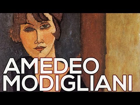Amedeo Modigliani: