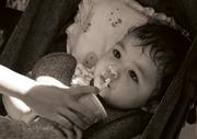 刘富威关怀沙巴儿童摄影