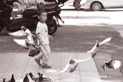 劉富威關懷沙巴兒童攝影