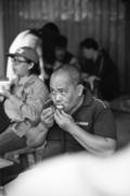 劉富威人文關懷攝影·亞庇街頭