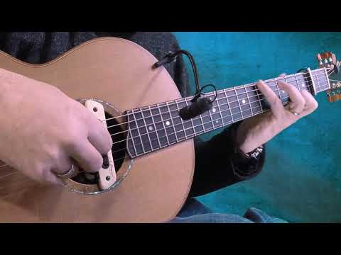 Carolan's Welcome - Irish Guitar - DADGAD Fingerstyle