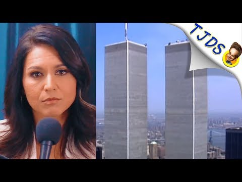 Tulsi Demands Info On Saudi Involvement In 911 Attacks
