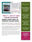 Friday Night Past to Present Cruise Night